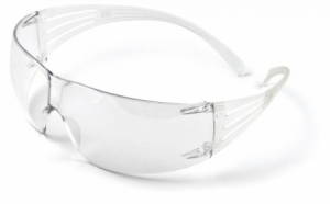 Ochelari de protectie 3M™ Securfit cu lentile incolore, antizgariere si antiaburire0