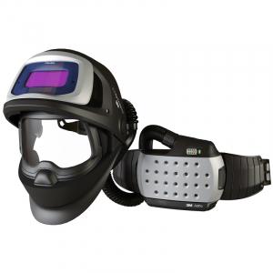 Masca de sudura 3M™ Speedglas™ 9100 FX Air si sistem de presiune pozitiva 3M™Adflo™0
