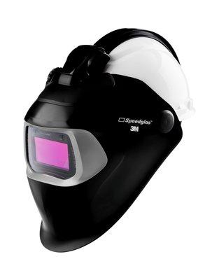 Masca de sudura 3M™ Speedglas™ 100-QR, cu filtru 100V si casca de protectie0