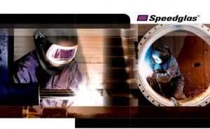 Masca de sudura 3M™ Speedglas™ 9100 FX Air si sistem de presiune pozitiva 3M™Adflo™2