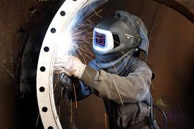 Masca de sudura 3M™ Speedglas™ 9100 FX Air si sistem de presiune pozitiva 3M™Adflo™1