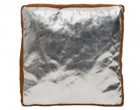 Lava Brown™ pernă de sudură; şpalt maro de vită pe o parte iar pe cealaltă parte PFR Rayon [0]