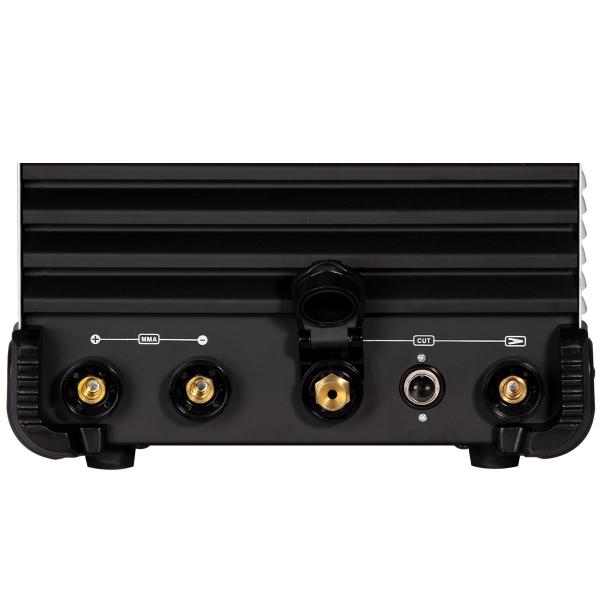 Multifunkciónális MMA/Plazma (kompresszoros) hegesztő inverter CMA-416 ST 3