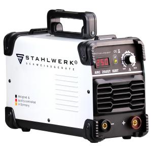 ARC 250 ST IGBT professzionális Stahlwerk hegesztő inverter [1]