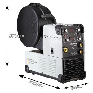 MIG 270 ST professzionális hegesztő inverter1