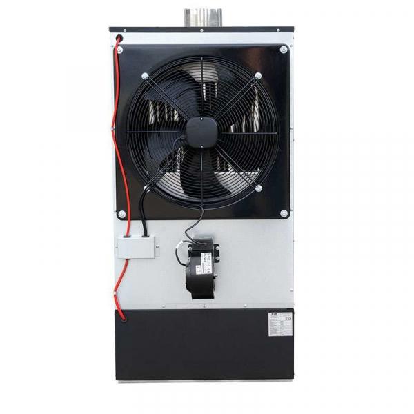 MTM 52 - Incalzitor cu ulei ars (uzat) MTM 52 2