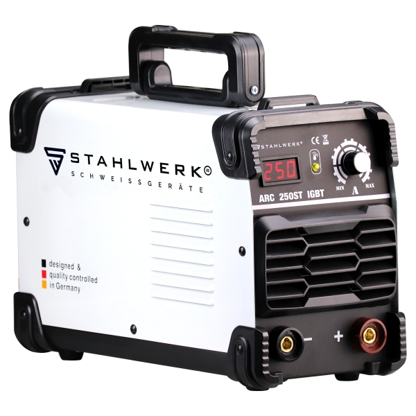 Aparat de sudura profesional ARC 250 ST Stahlwerk 1