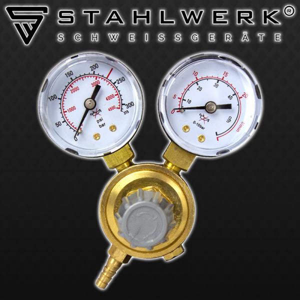 Regulator de presiune mini pentru Ar/Co2/Corgon Stahlwerk