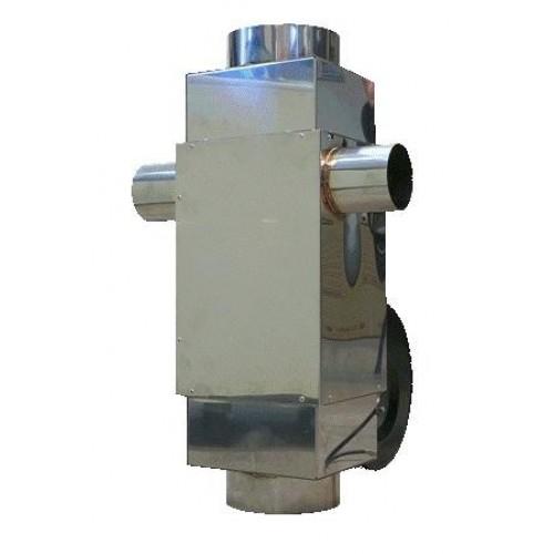 Incalzitor soba cu ulei ars MTM 17-33 cu recuperator de caldura 2