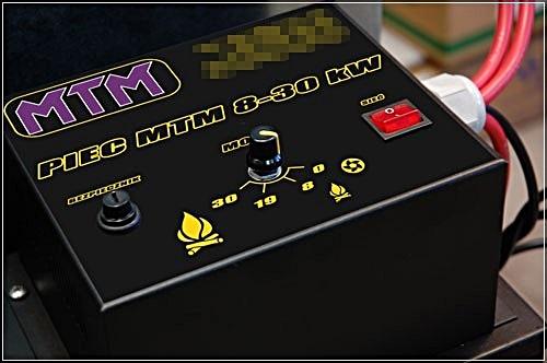 Incalzitor, soba cu ulei ars MTM 8-30 cu recuperator de caldura 4