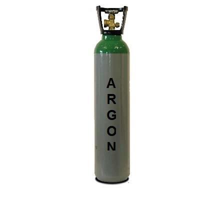 Butelie pentru argon 10L 0