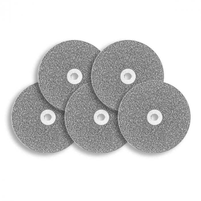 Set discuri diamantate 25mm polizor tungten 5 buc/set [0]