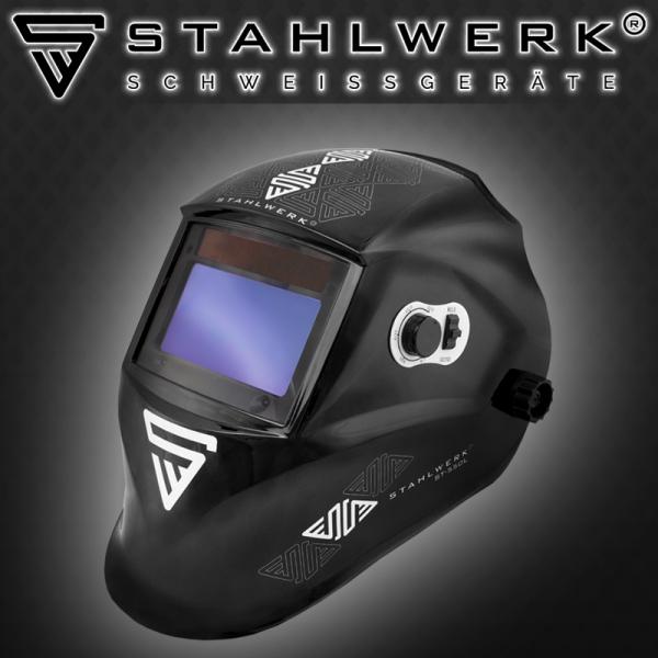 Masca De Sudura Cu Cristale Lichide STAHLWERK ST-550L 0
