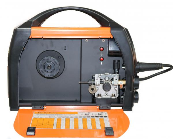 Jasic MIG 200 Synergic (N229) - Aparat de sudura MIG-MAG tip invertor 1