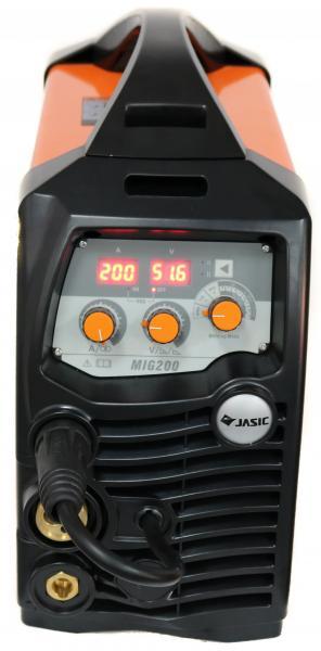 Jasic MIG 200 Synergic (N229) - Aparat de sudura MIG-MAG tip invertor 2