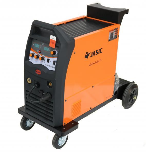 JASIC MIG 350 (N293) - Aparat de sudura multiproces MIG-MAG / TIG / MMA 0