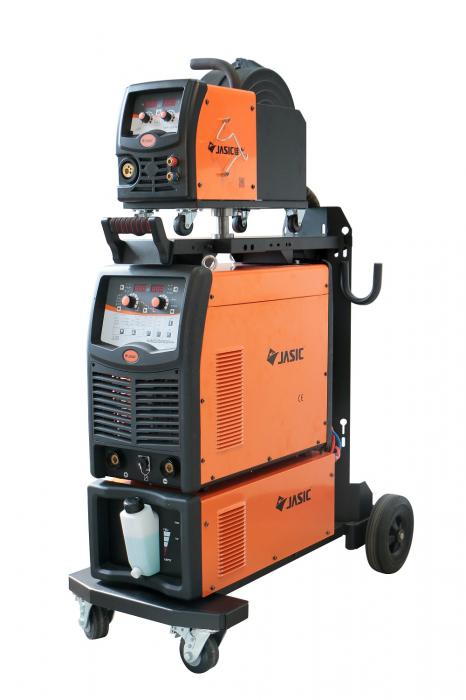JASIC MIG 500P (N36801) - Aparat de sudura MIG-MAG tip invertor [0]