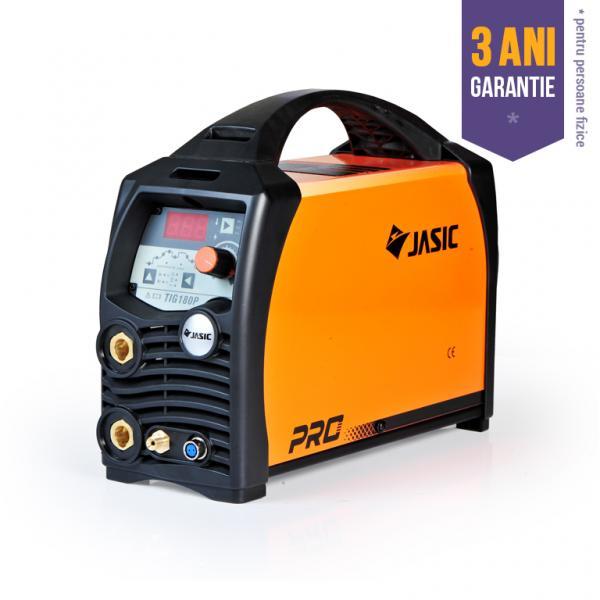 JASIC PRO TIG 180 Pulse (W211) - Aparate de sudura TIG/WIG 0