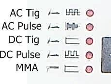 JASIC TIG 200P AC/DC (E201) - Aparate de sudura TIG AC/DC 3
