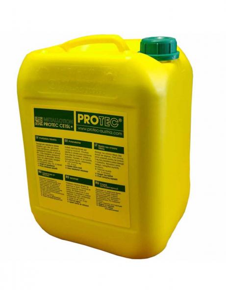 Lichid Antistropi Sudura Binzel PROTEC CE15L+, 10L [0]