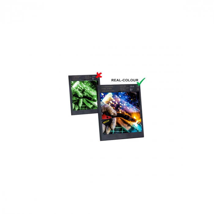 Masca Sudura Cu Cristale Lichide Profesionala STAHLWERK ST-900XTC [6]