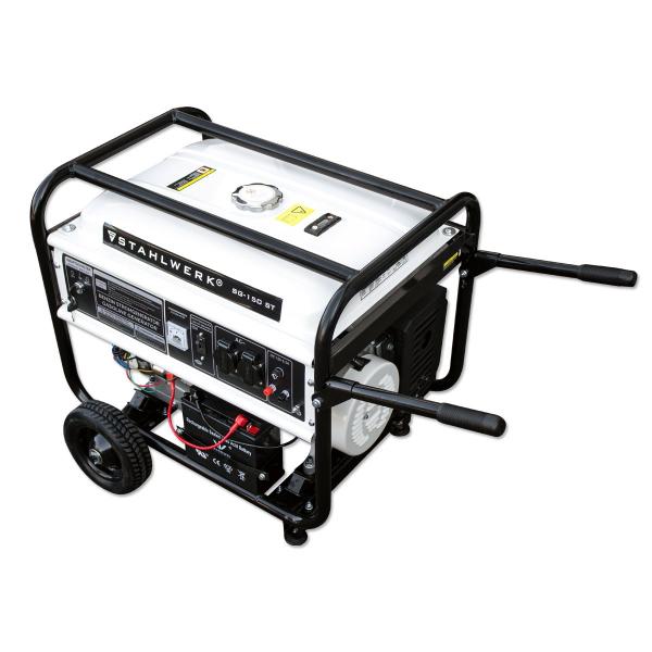 Generator de curent STAHLWERK SG-150 ST 0