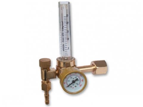 Reductor Presiune Argon/CO2 KW-AR 35 - 25 L/Min cu rotametru 3