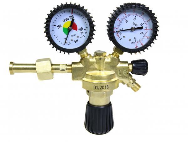 Regulator de presiune AR/CO2/Corgon Stahlwerk 0