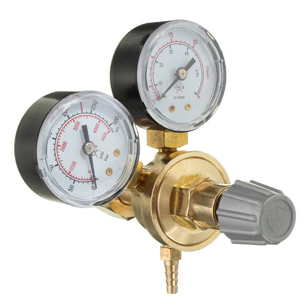 Regulator de presiune mini pentru Ar/Co2/Corgon Stahlwerk [1]