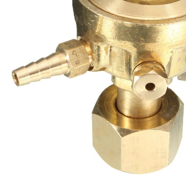 Regulator de presiune mini pentru Ar/Co2/Corgon Stahlwerk [3]