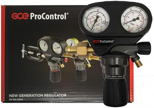 Regulator de presiune profesional AR/CO2 GCE-Procontrol 1