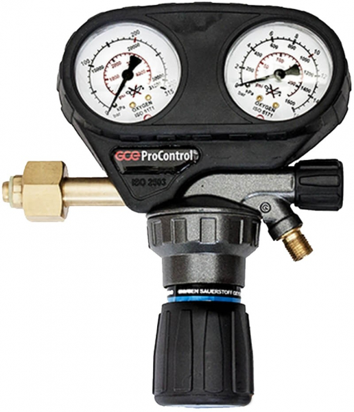Regulator de presiune profesional AR/CO2 GCE-Procontrol 0