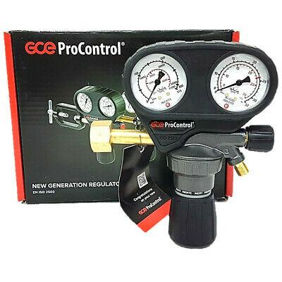 Regulator de presiune profesional AR/CO2 GCE-Procontrol 2