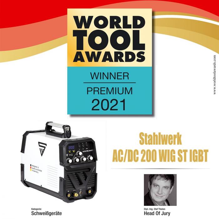 Pachet complet pentru sudura aluminiului AC/DC 200 ST Stahlwerk [6]