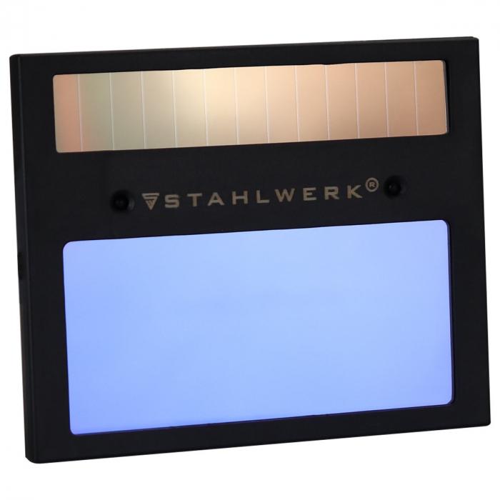 Masca de sudura cu cristale lichide ST-450RC Stahlwerk DIN9-13 5