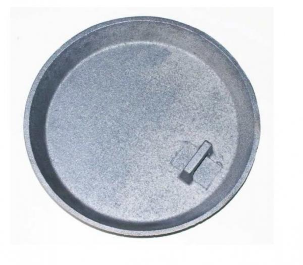 Tava din fonta pentru incalzitoare pe ulei ars diametru de 300 mm 0