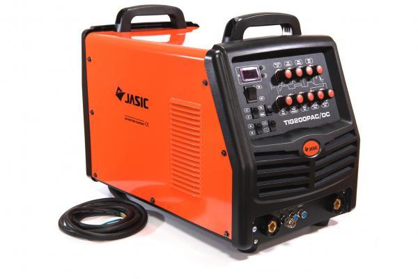 TIG 200P AC/DC Analogic (E101) - Aparat de sudura TIG AC/DC JASIC 2