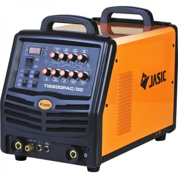 TIG 200P AC/DC Analogic (E101) - Aparat de sudura TIG AC/DC JASIC 1