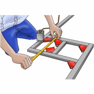 Magnet pozitionare sudura 160x100mm Esab [3]