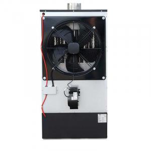 MTM 52 - Incalzitor cu ulei ars (uzat) MTM 522