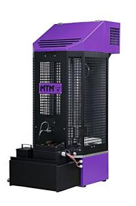 Incalzitor soba cu ulei ars MTM 17-33 cu recuperator de caldura1