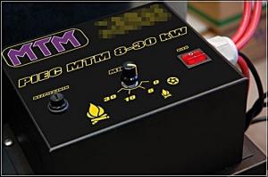 Incalzitor, soba cu ulei ars MTM 8-30 cu recuperator de caldura4