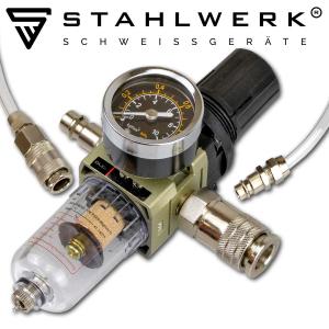 Aparat de sudura aluminiu AC/DC-WIG-MMA si Plasma 200 ST Stahlwerk11