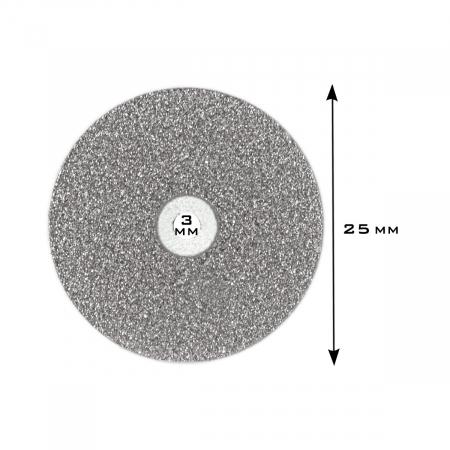 Set discuri diamantate 25mm polizor tungten 5 buc/set [1]