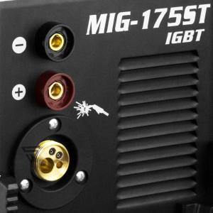 Aparat sudura profesional pentru sudura MIG/MMA 175 Stahlwerk complet3