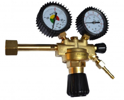 Regulator de presiune AR/CO2/Corgon1