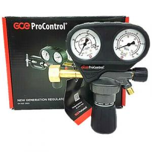 Regulator de presiune profesional AR/CO2 GCE-Procontrol2