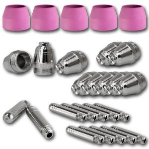 Kit consumabile plasma Stahlwerk CUT 50 , de 25 buc0