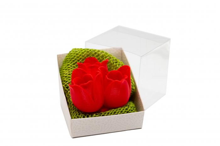 3D Triple Tulip [0]