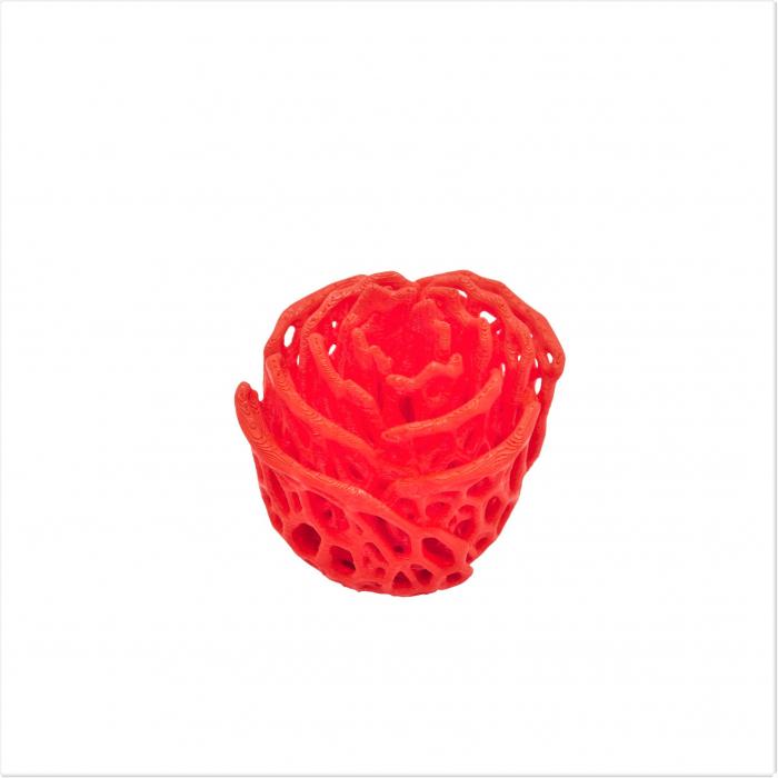 3D Voronoi Rose [1]